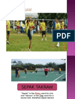 Sepak Takraw (Sed Presentation).