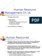 Global HR Management CH 16