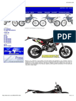 Sherco Supermoto 50cc Freegun