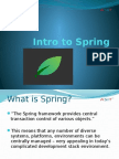 Learn SPRING at ASIT