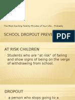 school dropout prevention