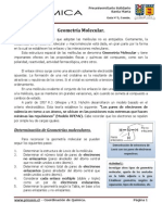 GC 5 Geometria Molecular