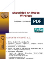 Seguridad Wireless