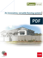 PowerFence Fencing Systems