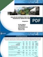 Presentacion de Camiones