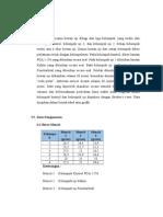Lokomotor (Prosedur, Data Pengamatan, Kesimpulan)