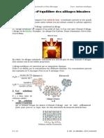 Ch 1 Diagrammes d'Equilibres Métalliques (v1.1)