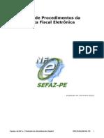 NF-e Guia de Procedimentos - FEV-2015