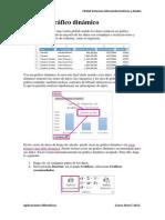 Grafo Dinamico Excel 2013