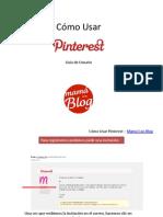 Como Usar Pinterest V1