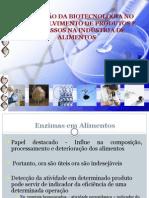 Aplicação Da Biotecnologia No Desenvolvimento de Produtos e