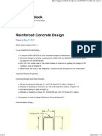 Reinforced Concrete Design _ Engineer's Outlook