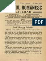 Neamul Romanesc Literar 84