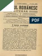Neamul Romanesc Literar 92