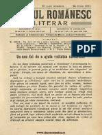 Neamul Romanesc Literar 100