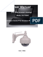 HV-72QIC HVCAM WIFI Camera Insturctions_For Web Browser