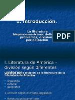 Introducción y Literaturas Precolombinas