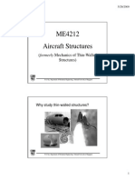 Aircraft Structures Notes 1