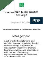 Manajemen Klinik Dokter Keluarga.pptx