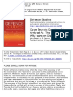 Wikileaks on Diplomacy