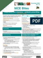 NICE Bites Dec 09