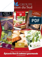 Catalogue Maison du Sud 2015