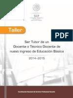 Taller Tutor 220814