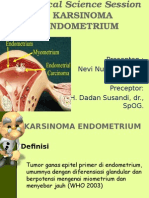 Kanker Endometrium Nevi