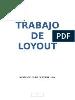 Trabajo de Loyout
