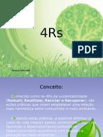 4rs Sustentabilidade
