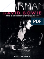 Starman - David Bowie - The Definitive Biography