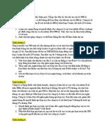 Bài Tập Cho Vay