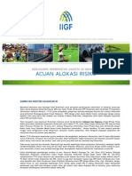 Risk Allocation Guideline Ind 2014
