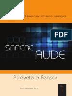 Revista Sapere Aude 1