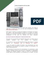 Sony HCD-RG55 Servicio