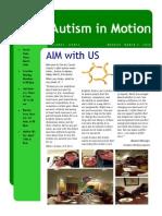 AIM Newsletter March