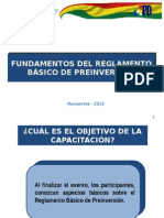 FUNDAMENTOS DE  PREINVERSION