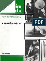 Saitta. El Luthier en El Aula. Guía de Fabricación 2
