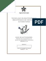 mecanica automotor