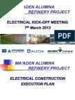 SAMA_ELEC Execution Plan_130307.ppt