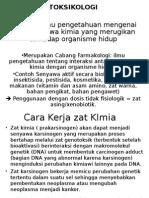 HUB ILMU DASAR dengan TOKSIKOLOGI.ppt