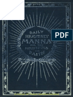 1907 Daily Heavenly Manna