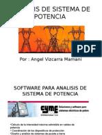 Analisis de Sistema de Potencia II Expocicion