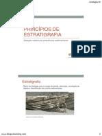 Princípios de Estratigrafia