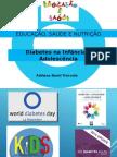 Diabetes Na Infância e Adolescência