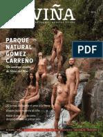 Reportaje a Parque Natural Gomez Carreño de Revista Wiña