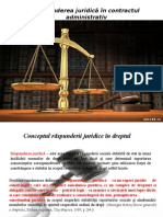 Raspunderea Juridica in Contractul Ad-tiv