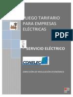 Doc 10332 Pliego Tarifario 2013