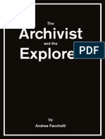 The Archivist and the Explorer