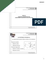 Unidad 02 Conceptos de Mecánica Estructural Patología 2° sem de 2013 Ok